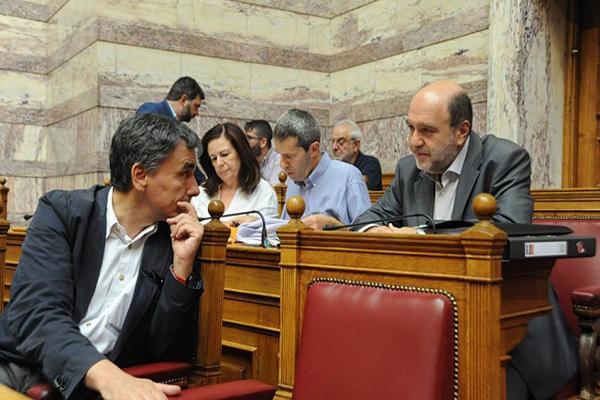 ΑΠΟΦΑΣΗ ΤΣΑΚΑΛΩΤΟΥ - ΑΛΕΞΙΑΔΗ: Ανοίγει ο δρόμος για την δημιουργία ενός αυτόνομου φορέας Δημοσίων Εσόδων στη θέση της ΓΓΔΕ.