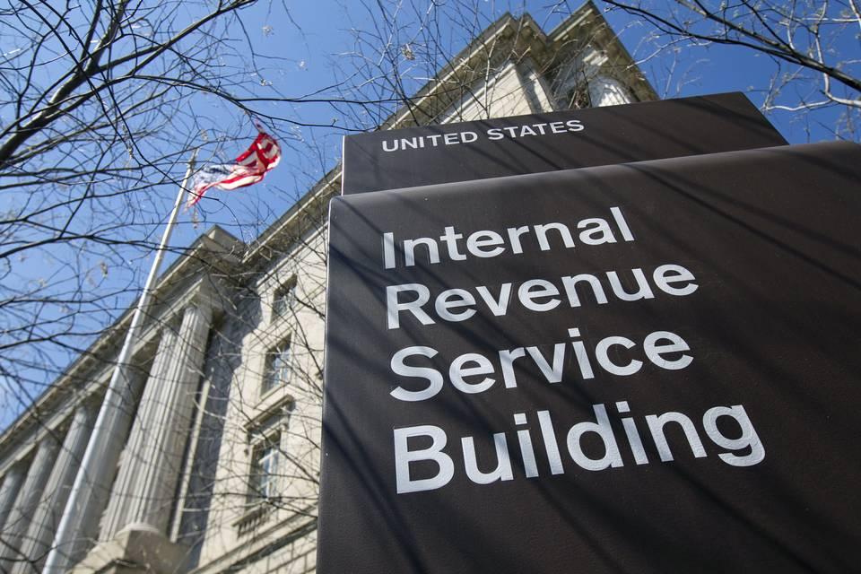 IRS hq