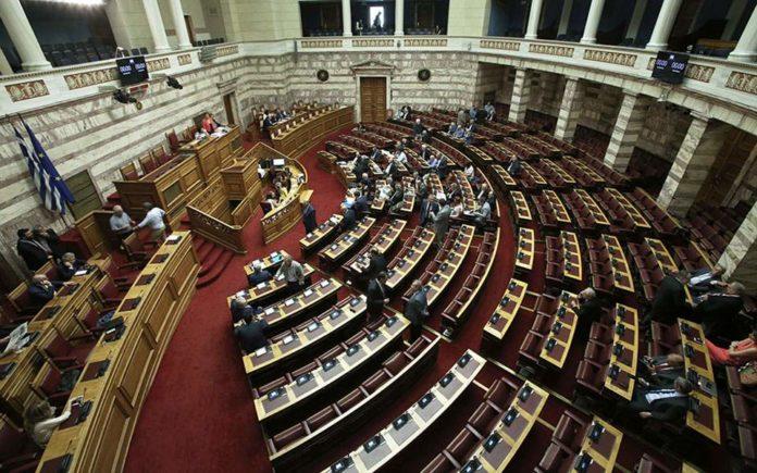 Τροπολογία για ποινική ευθύνη και αυτόφωρο